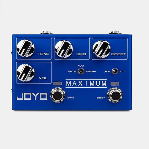 JOYO R-05 MAXIMUM DUAL OVERDRIVE PEDAL