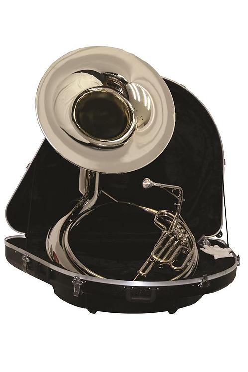 B - U.S.A. Sousaphone Tuba Outfit