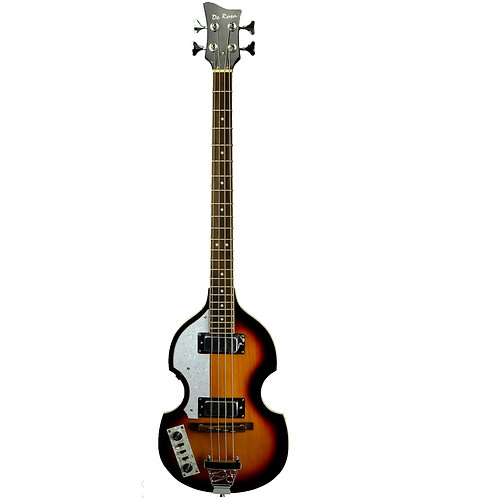 Left Hand Viola Hollow Body Electric Beatles Bass