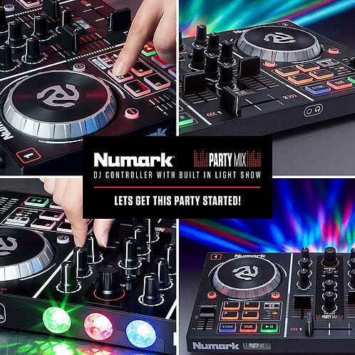 Numark Party Mix Serato Controller