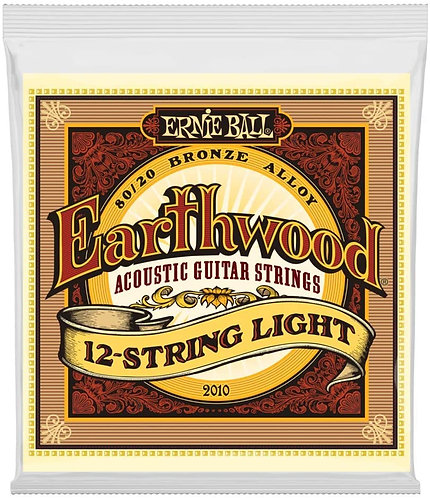 Ernie Ball String 12 String Acoustic