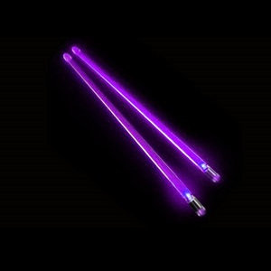 Grover Firestix Purple Haze Light-Up Drum Sticks