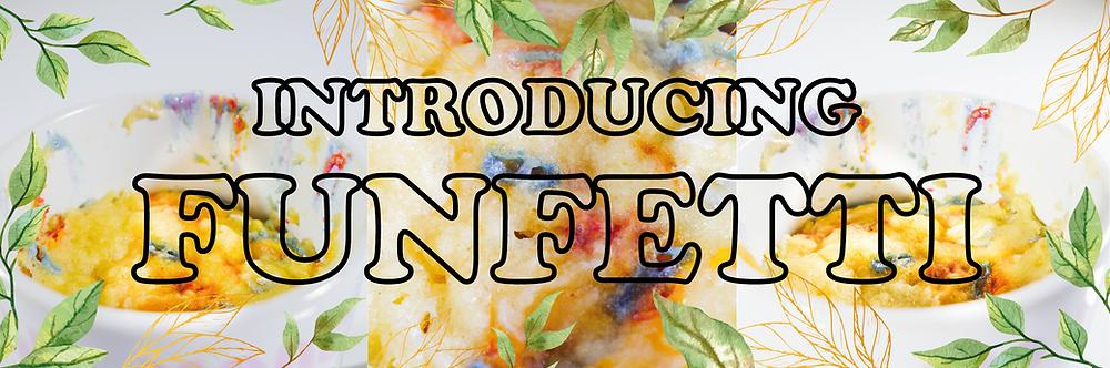 Funfetti Cake in a Mug Mixes Vegan Gluten Free