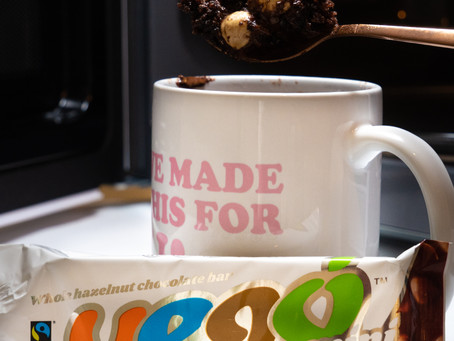 Vego Mini x Simply Mix makes Chocolatey HEAVEN!