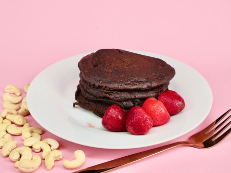 IT AIN'T SUNDAY UNTIL YOU'VE HAD OUR BROWNIE PANCAKES!