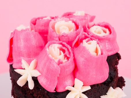 Recipe: Vegan Gluten Free Buttercream Tulips