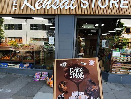 Simply Mix Debuts at The Kensal Store