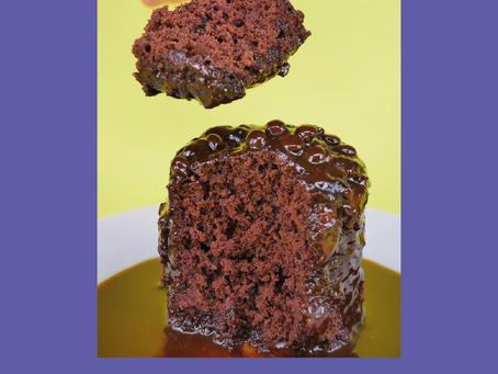 Recipe Inspo: Sticky Toffee Brownie!