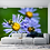 Thumbnail: Bumble Bee Friends Blue Flowers