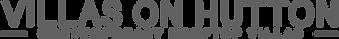 Villas on Hutton Logo