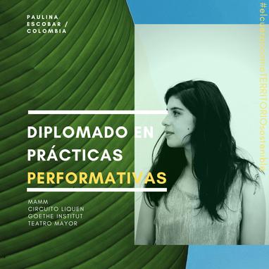 Paulina Escobar / Colombia