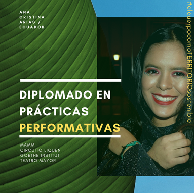 Ana Cristina Arias / Ecuador
