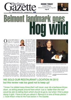 Scott Wilson Review - April 2012