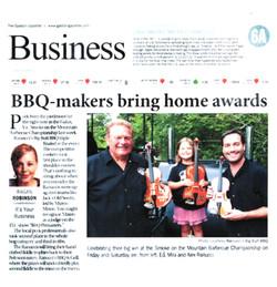 Gaston Gazette - July 2012