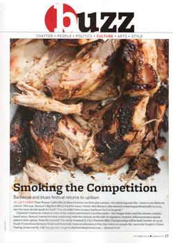 Charlotte Magazine - Sep 2013