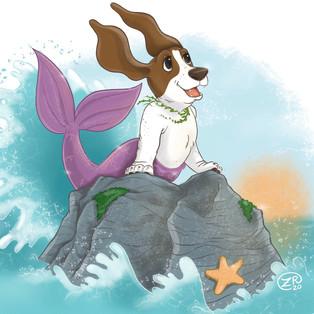 Mermay Hound Dog