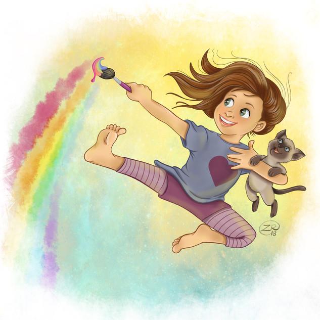 Create Your Own Rainbow