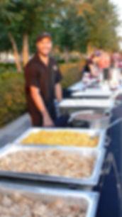 Alex Ranucci BBQ Catering