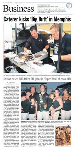 Gaston Gazette - May 2010
