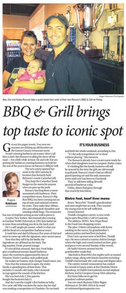 Gaston Gazette - Oct 2011