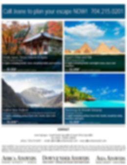 Jeane Sprague   - Jan 2020 - Travel Answ