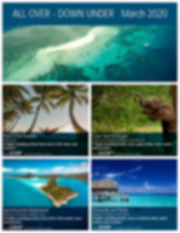 Jeane Sprague     Mar 2020 - Travel Answ