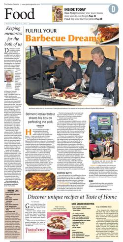 Gaston Gazette - Sept 2011