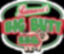 Ranucci's Big Butt BBQ logo