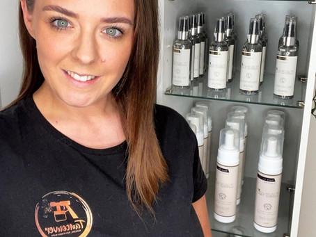 10 Things to consider when choosing a Spray Tanner