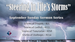 Steering Life Storms