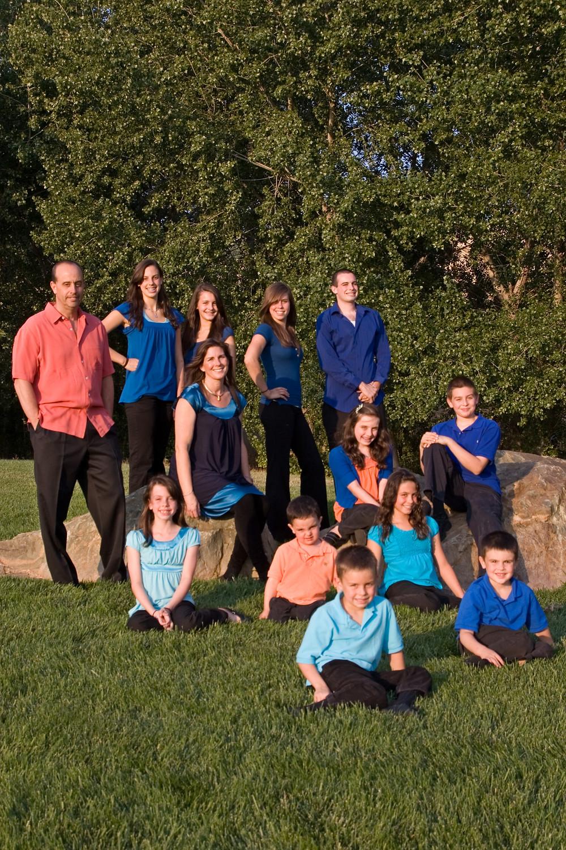 Cimorelli family 2008
