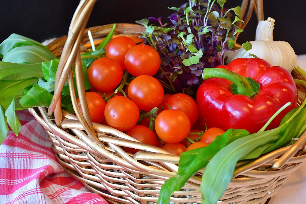 Gratitude Fruit Basket
