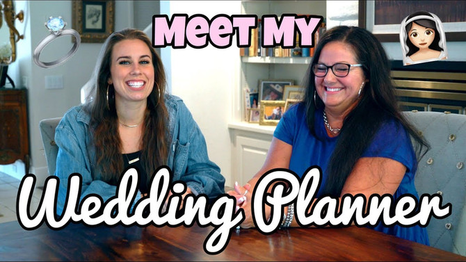Creating a Beautiful Wedding with Wedding Planner Donna Smith!