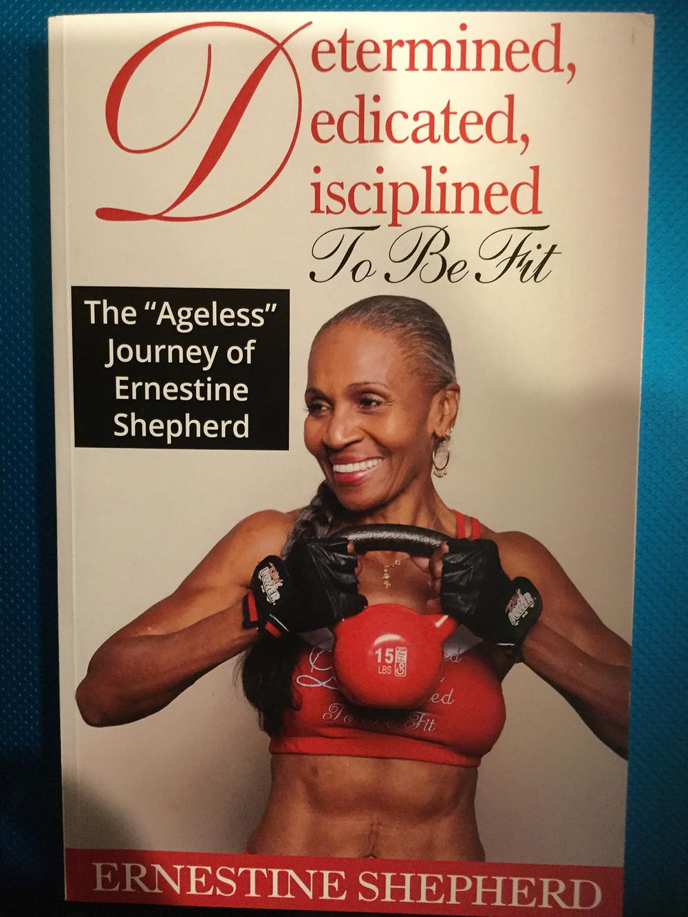 Ernestine Shepherd book