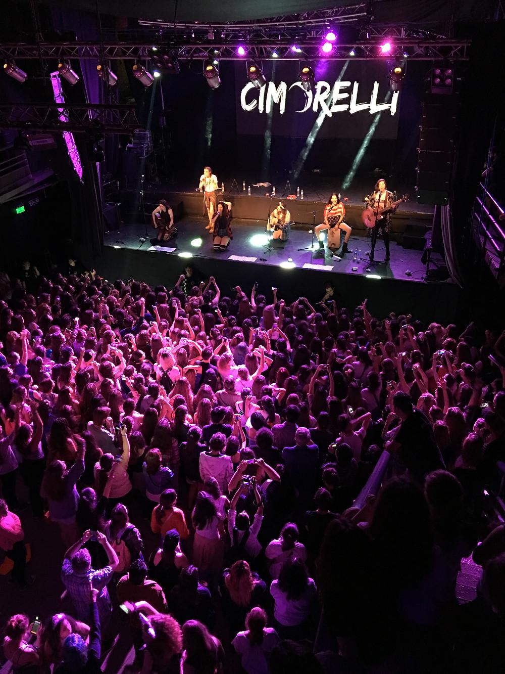Cimorelli concert