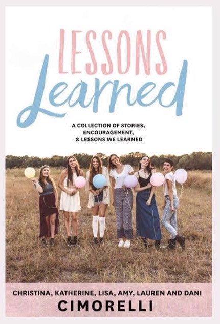 Cimorelli book Lessons Learned