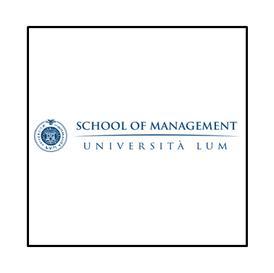 LUM - SCHOOL OF MANAGEMENT
