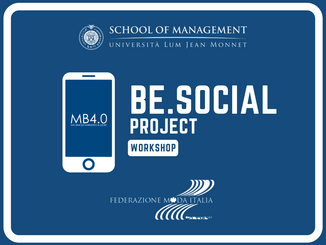 PROGETTO BE SOCIAL