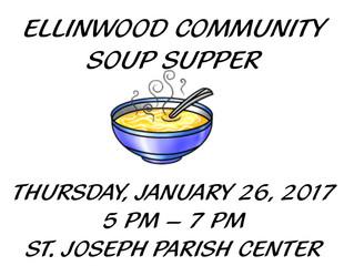 Community Soup Supper