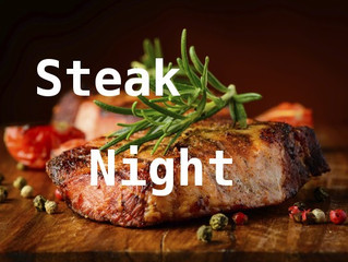 American Legion Steak Night