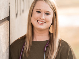 Kaylee Harris, APRN, new provider at the Ellinwood Clinic