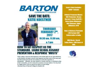 Barton Community College Program