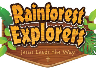 St. John Lutheran Church hosting VBS Rainforest Expedition - 2 Sessions