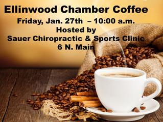 Chamber Coffee Jan. 27th