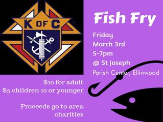 Knights Fish Fry