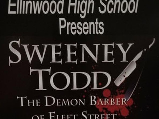 EHS presents Sweeny Todd