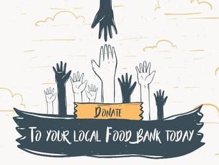 Ellinwood Food Bank needs your help!