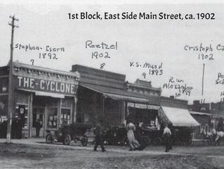 Ellinwood Community Historical Society meeting June 8, 2021