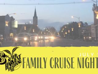 AHF Family Cruise Night July 14