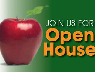 Ellinwood Grade School Open House